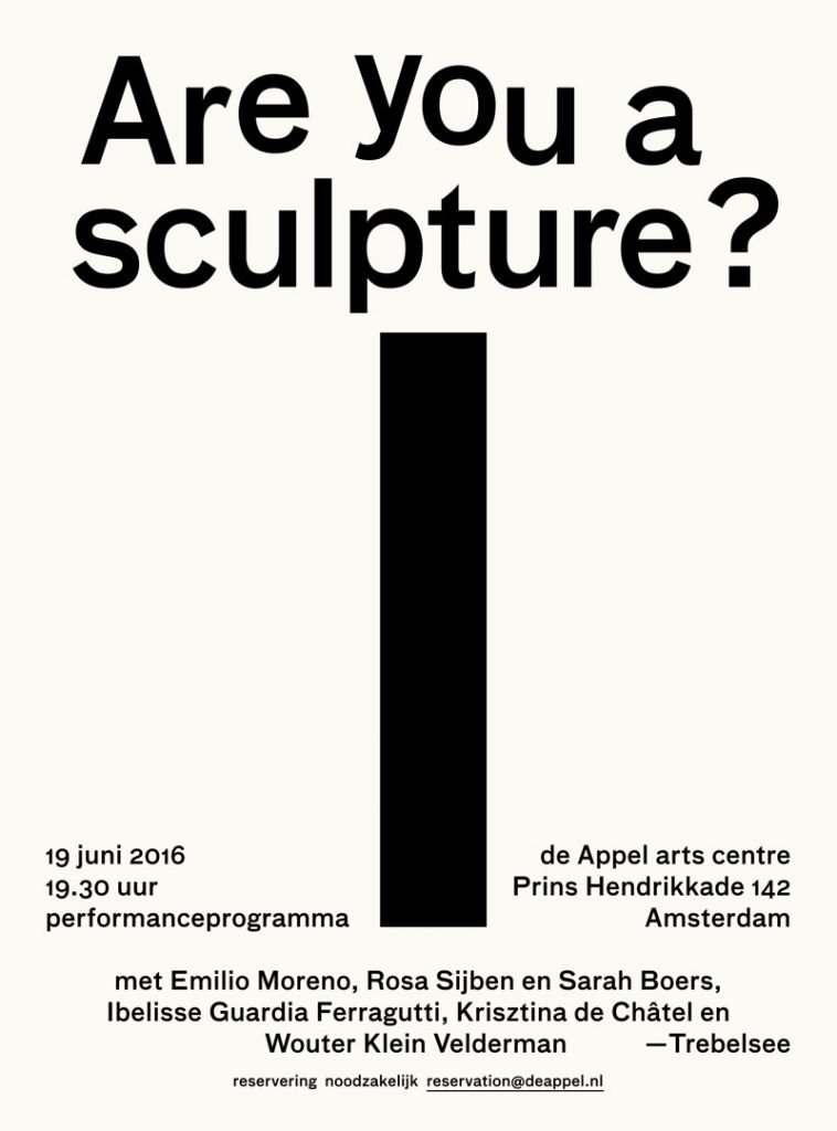Are you a sculpture?